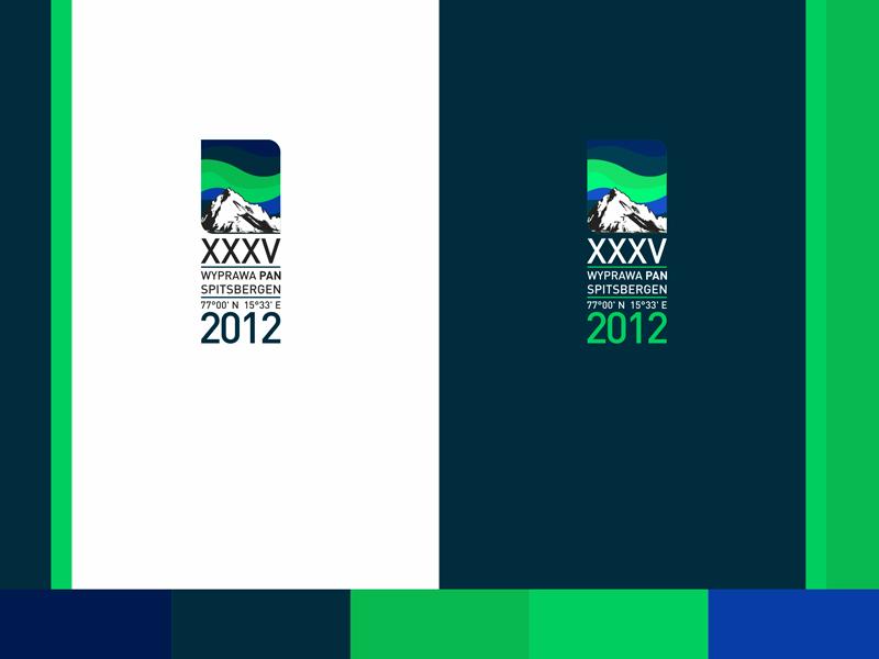 logo XXXV wyprawy