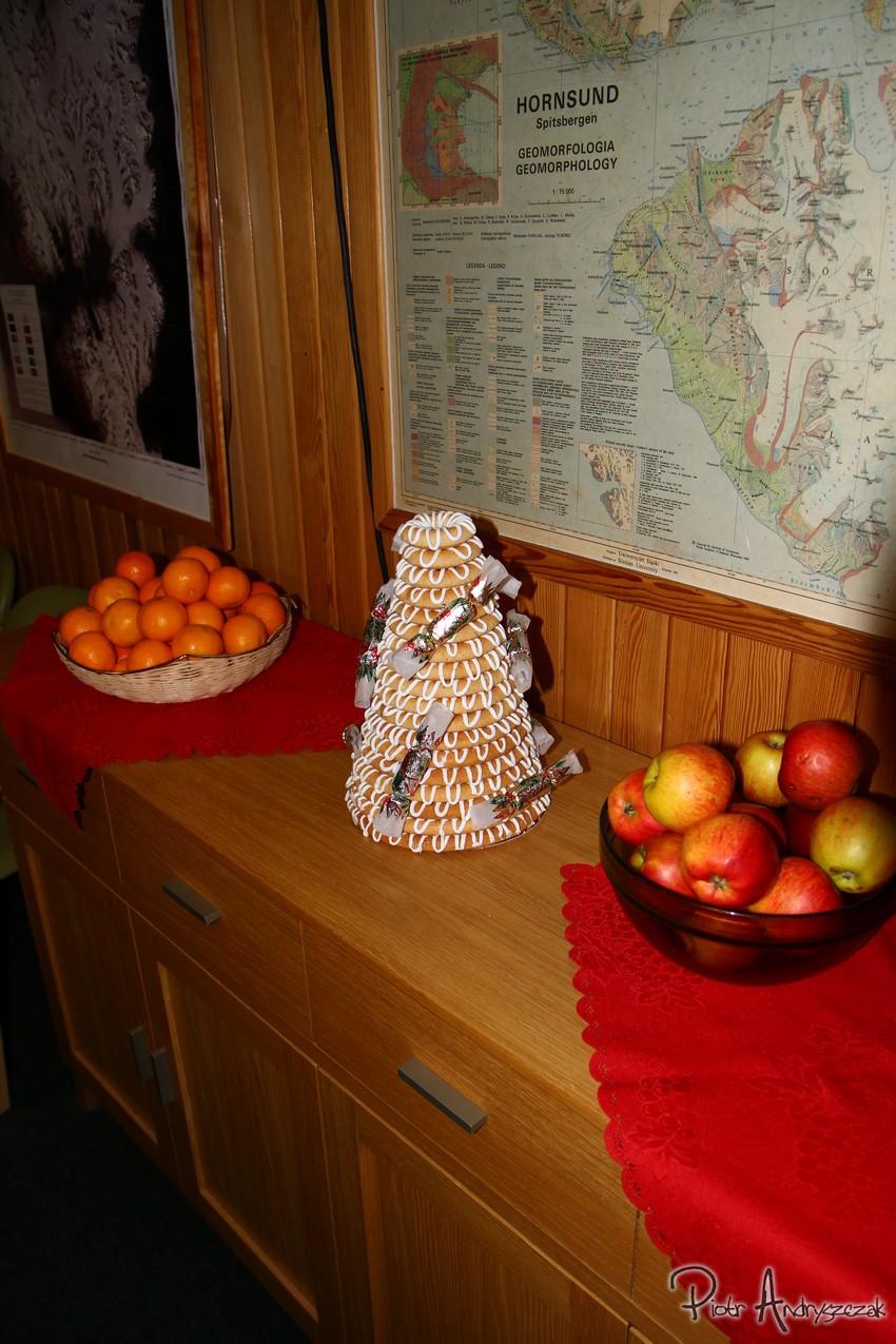 Świąteczne ciasto od Norwegów