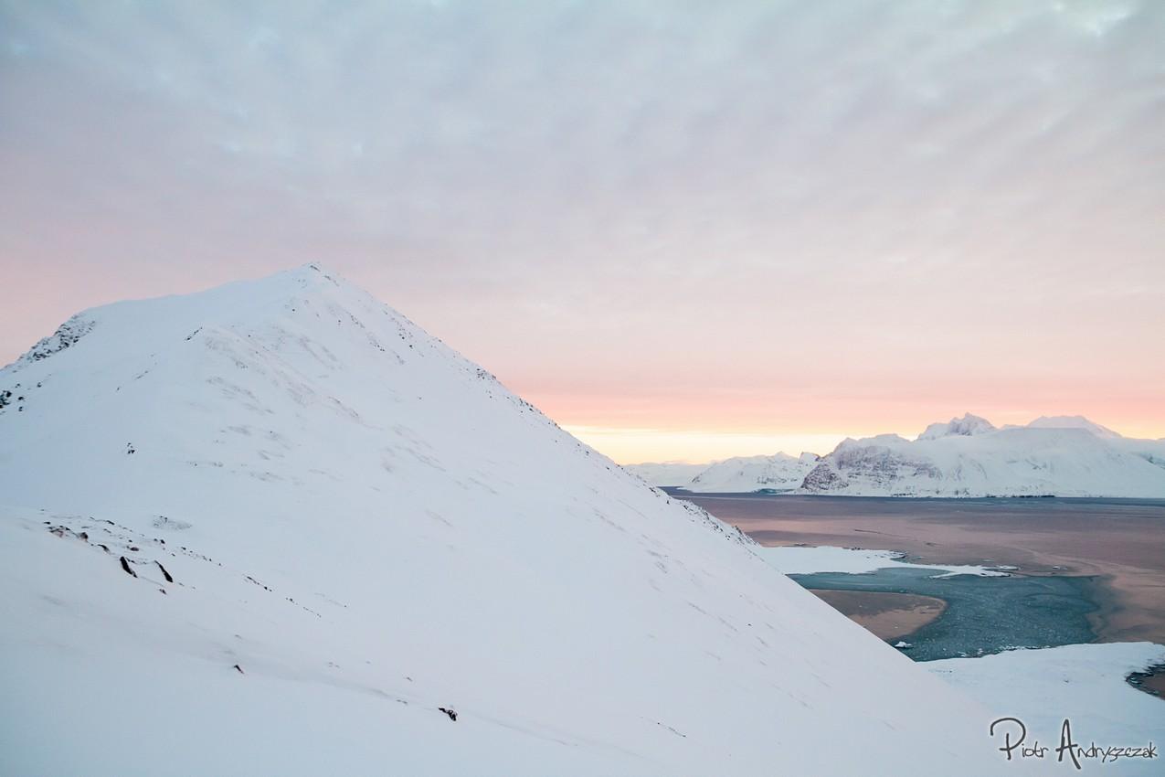 Widok na fiord