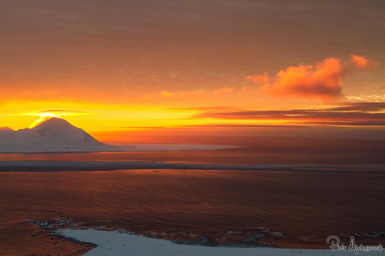 Pierwszy wschód Słońca