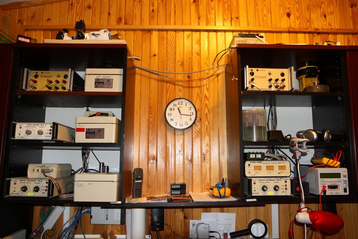 Laboratorium magnetyzmu ziemskiego