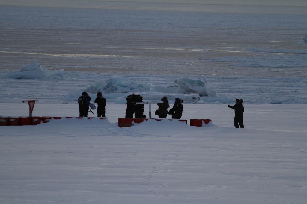Nasi goście wracają do Longyearbyen