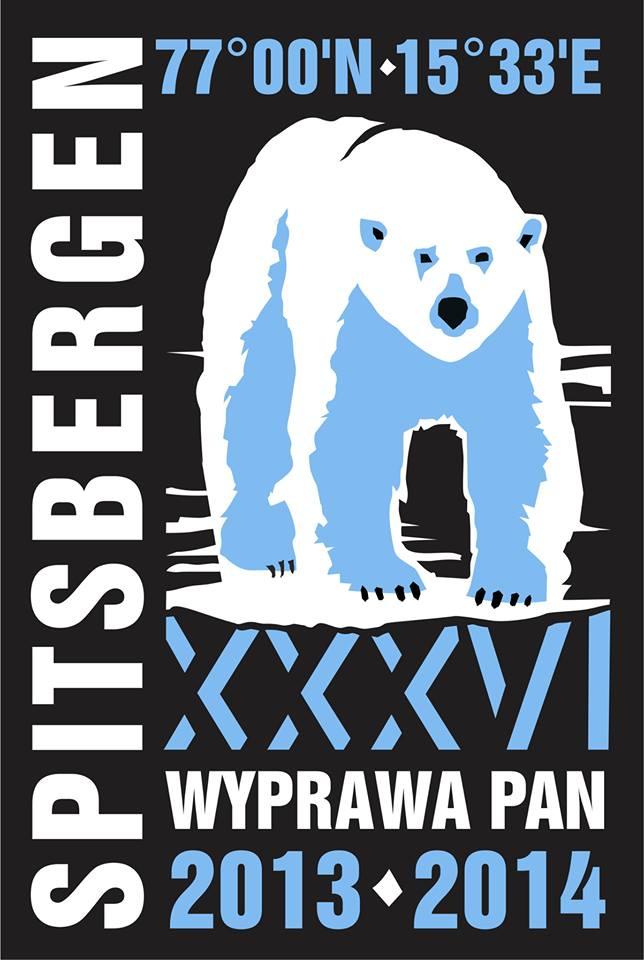 Logo XXXVI Polskiej Wyprawy PAN