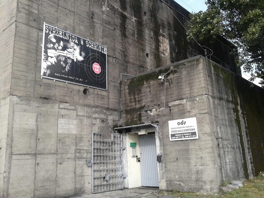Miejsce, w którym trzy lata temu mieliśmy szkolenia