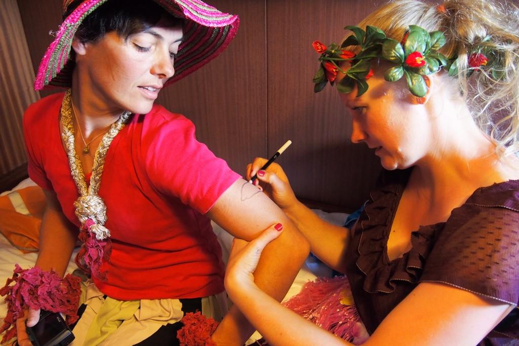 Każdy pirat musi mieć tatuaż
