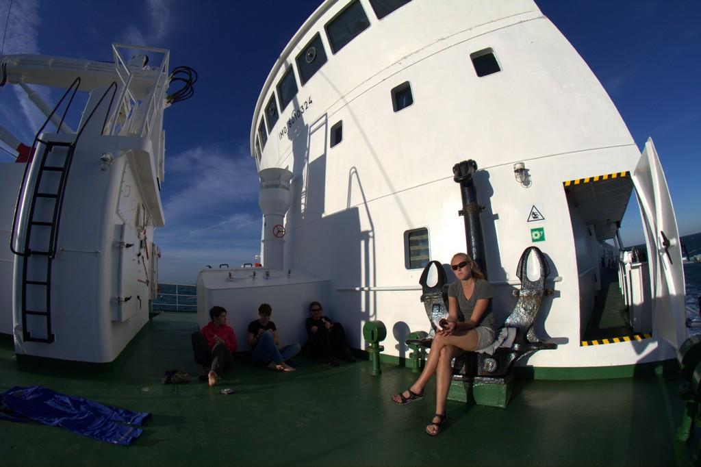 Na pokładzie