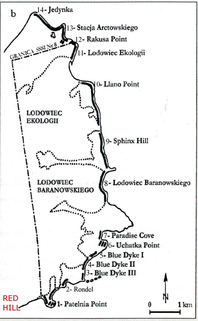 Mapa ASPA 128