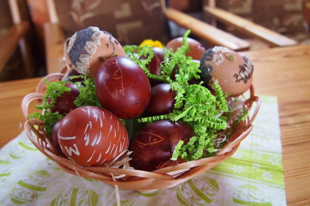 Jajecznie-świątecznie