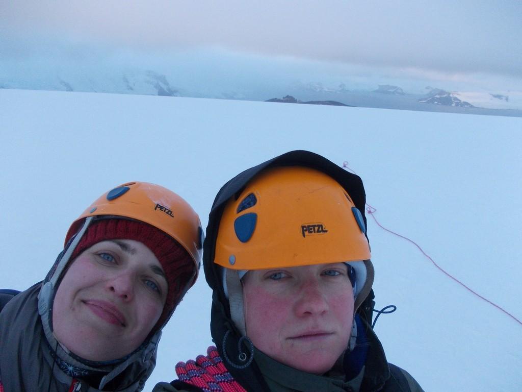 Selfiak na lodzie