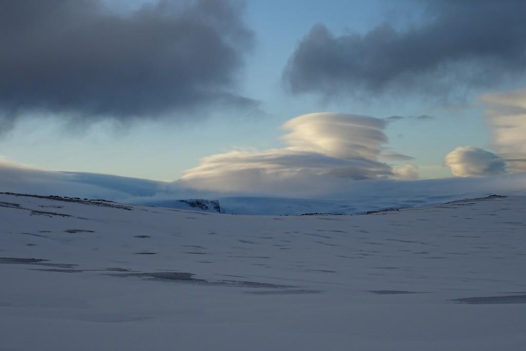 Chmury soczewkowe