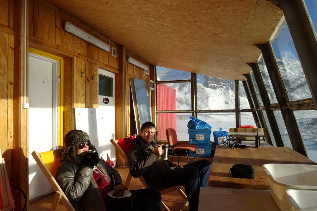 Cafe Arctowski