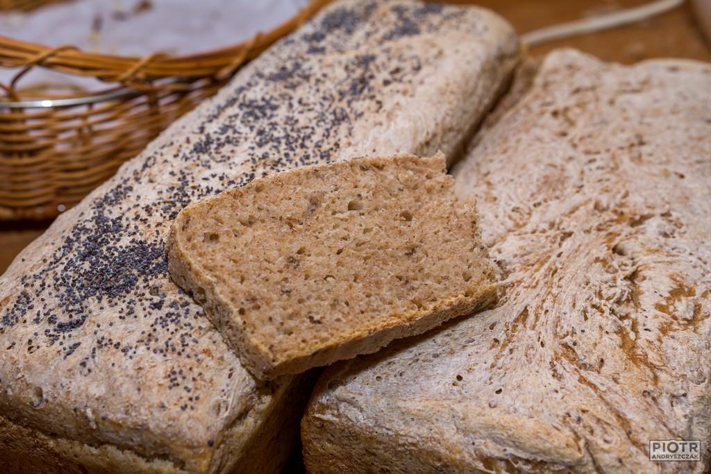 Piotrowy chleb na zakwasie