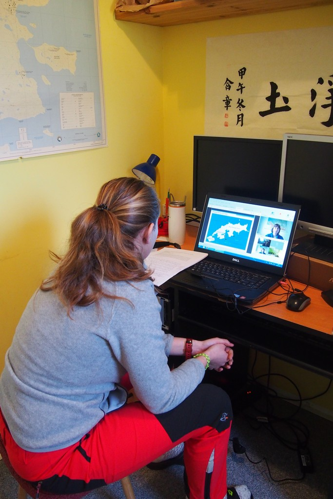 Marta o monitoringu ekologicznym