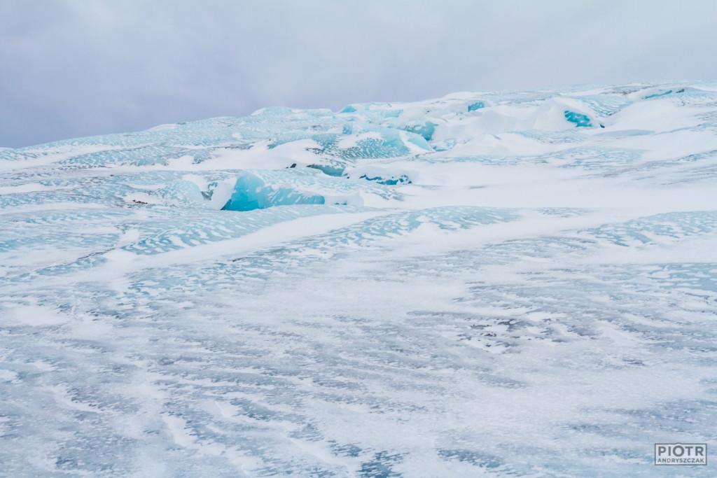 Powierzchnia lodowca
