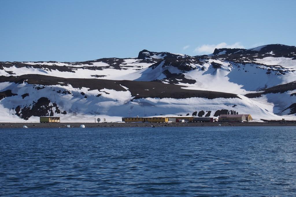 Widok z Zatoki Admiralicji