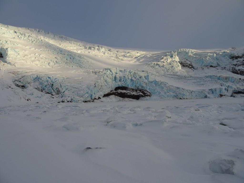 Rościszewski Icefall