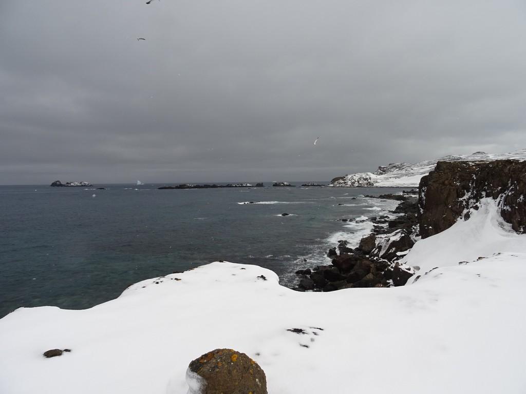 Widok z Uchatka Point