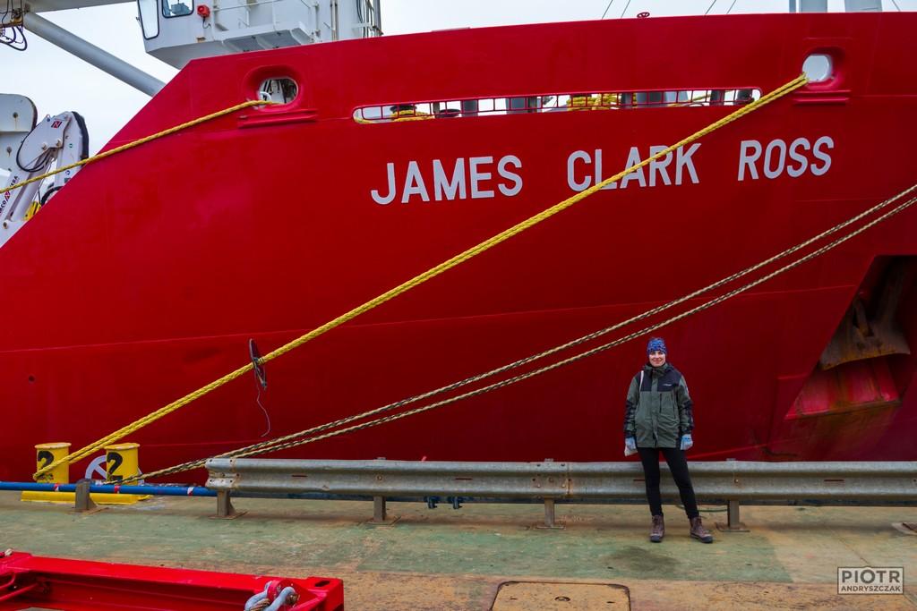 Statek James Clark Ross