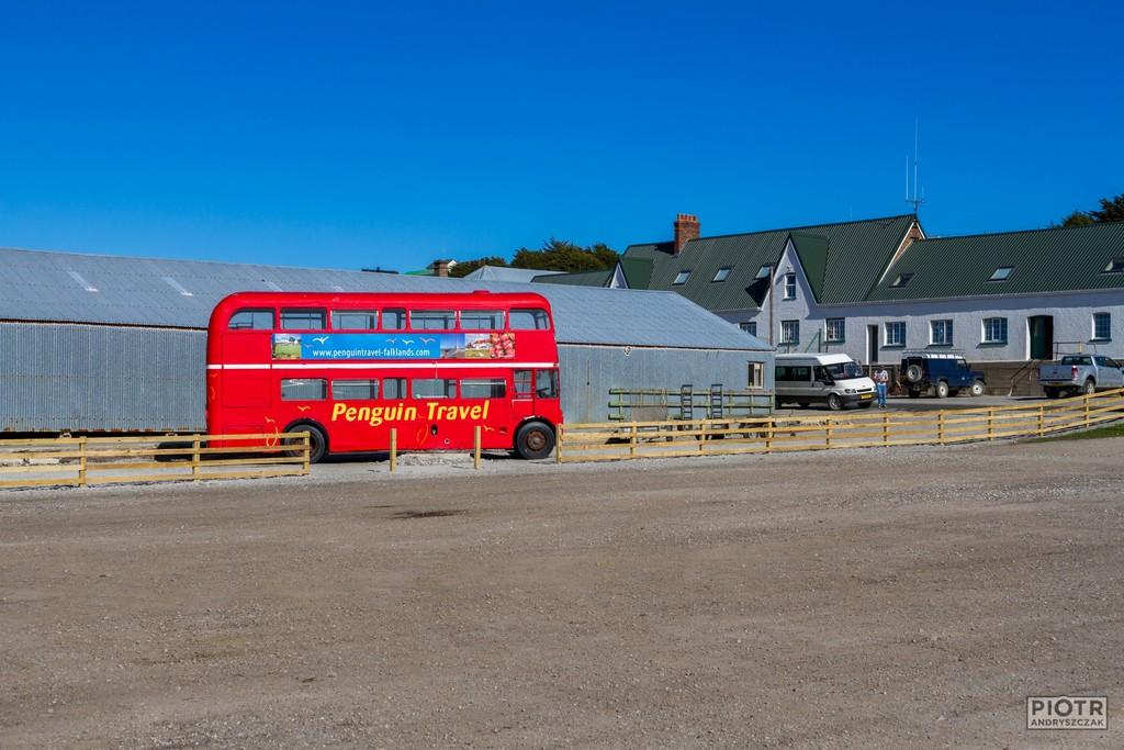Pierwszy autobus!