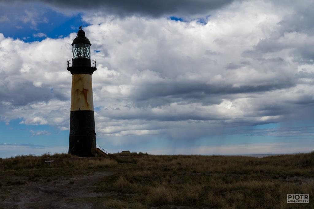 Latarnia morska na Cape Pembroke
