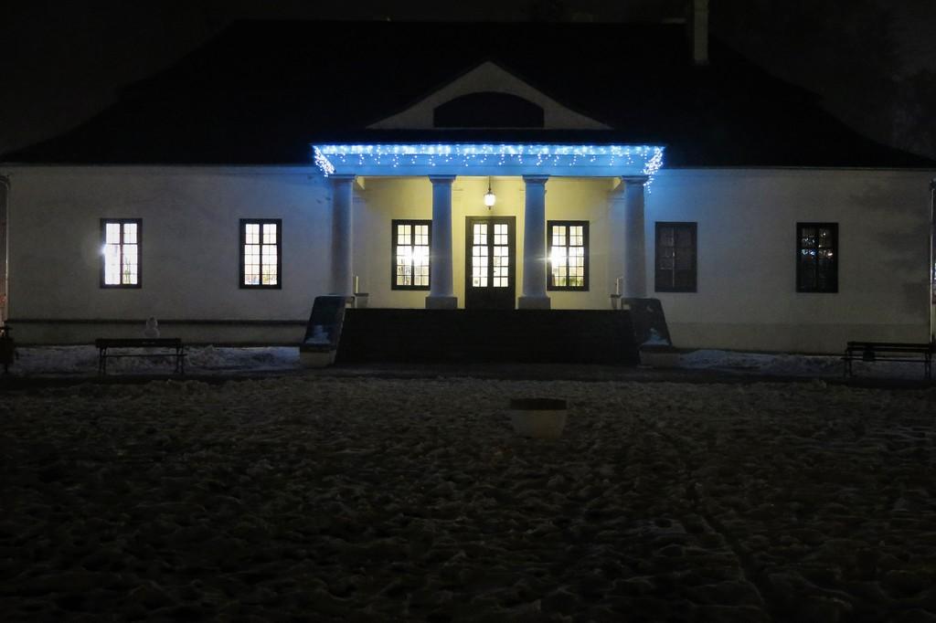Dworek Białoprądnicki w Krakowie