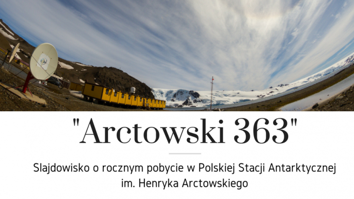 Arctowski slajdowisko w Gdańsku