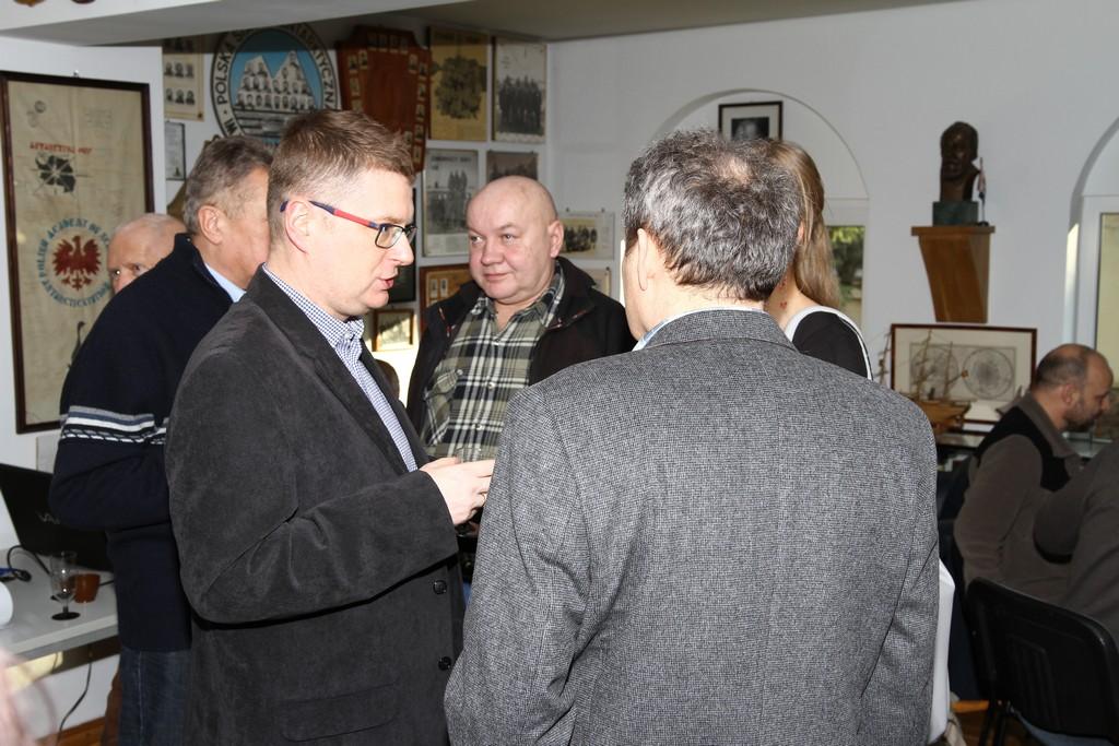Święto Stacji, ZBA IBB PAN, 25.02.2017